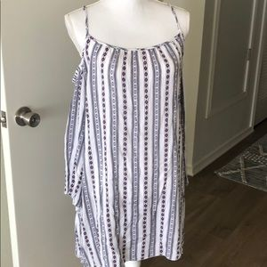 Beach cover up or tunic dress